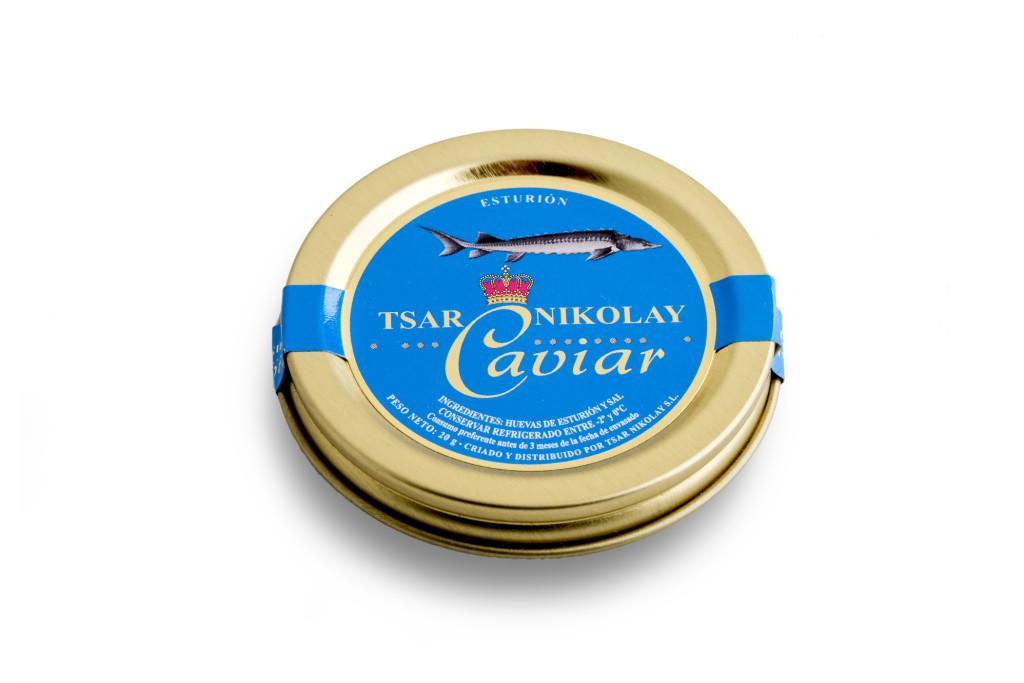 Caviar Tsar Nikolay (1)