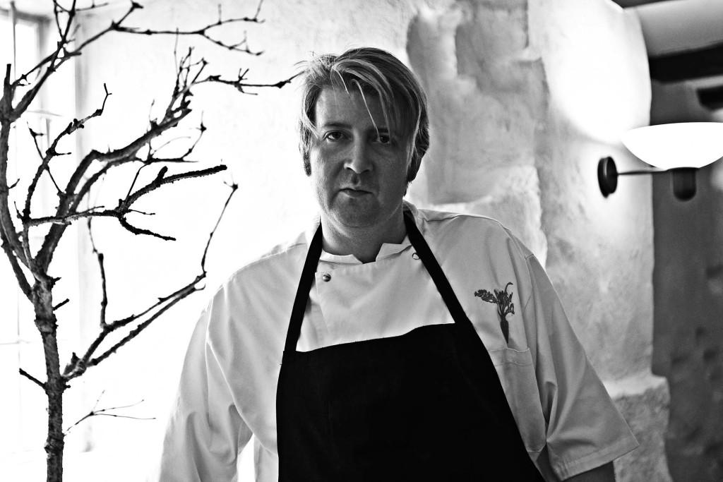 Claus Heriksen dirige las cocinas del Castillo Dragsholm, reconvertido en hotel y restaurante