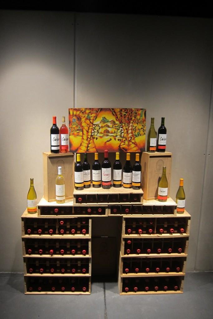 Bodegón Vinos Monte Xanic