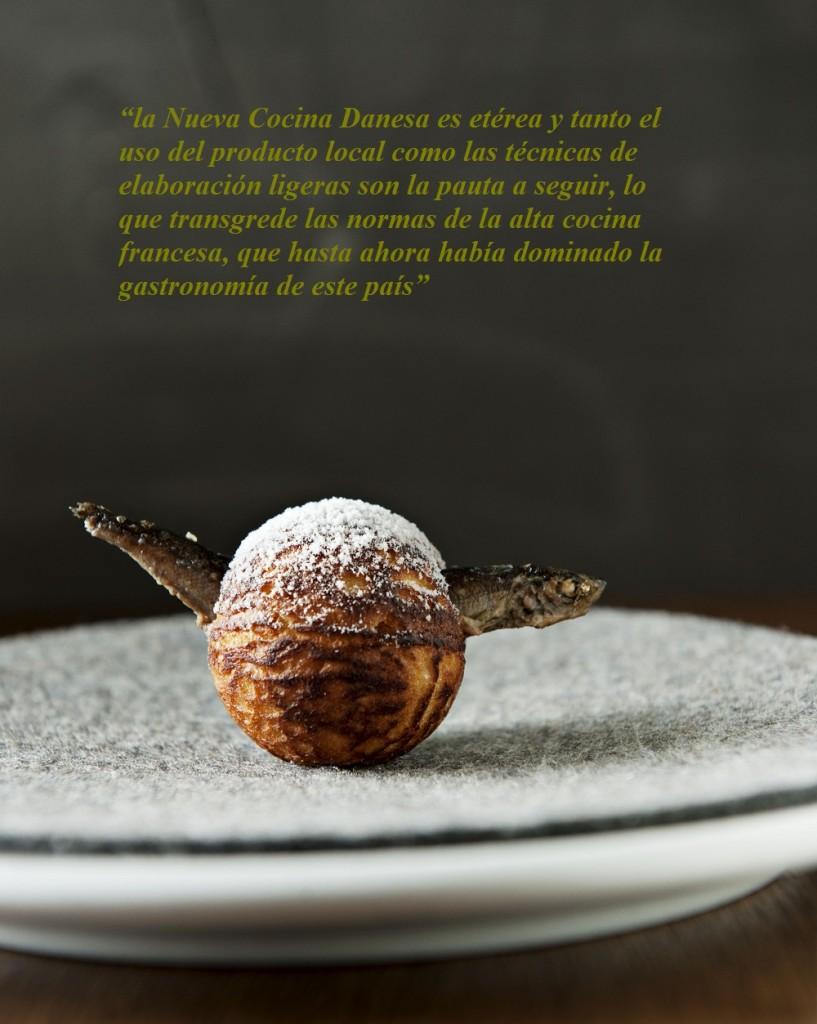 Receta del restaurante Noma