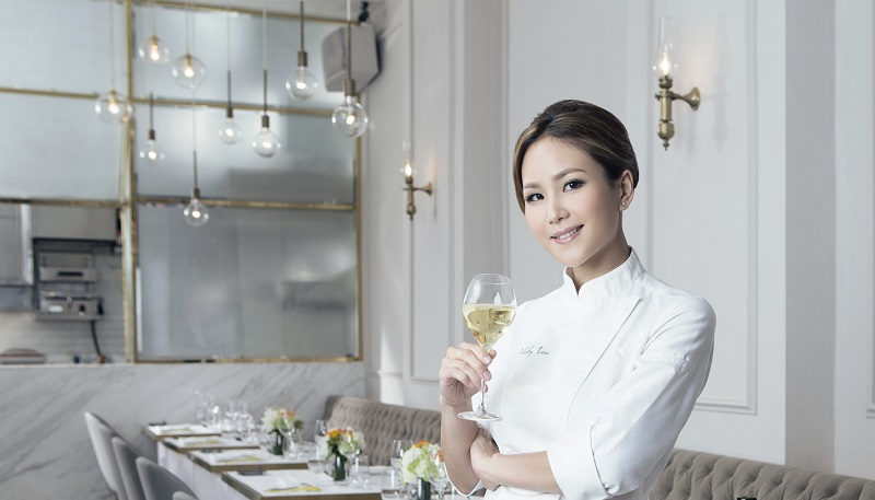 Veuve Clicquot Asia's Best Female Chef 2015_Vicky Lau