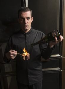Chef Sylvain Dubois