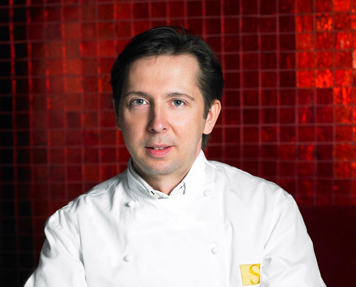 Heinz Reitbauer. # 15 en The 50 Best World Restaurants y 2 ** Michelín