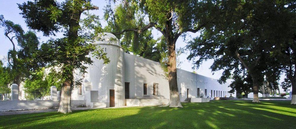 Casa Grande vinicola San Lorenzo de Casa Madero