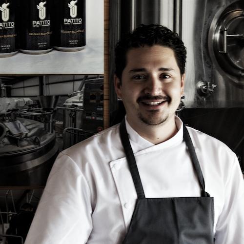 Chef Alex Méndez