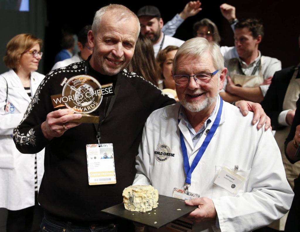 Kraftkar es un queso que elabora desde hace 10 años una empresa familiar del centro de Noruega